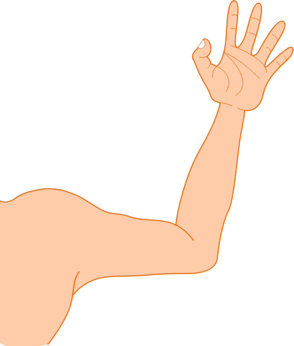 Right clipart left arm Left collection Free clipart Clipart