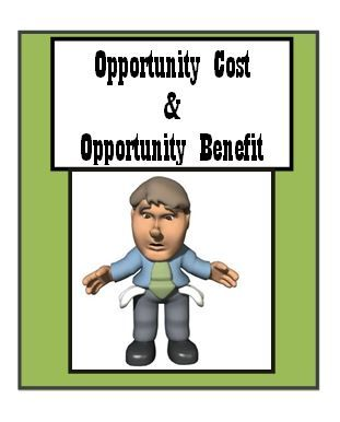Right clipart opportunity cost Opportunity the concepts introduction Opportunity