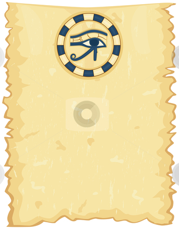 Right clipart papyrus Of Eye Horus Eye with