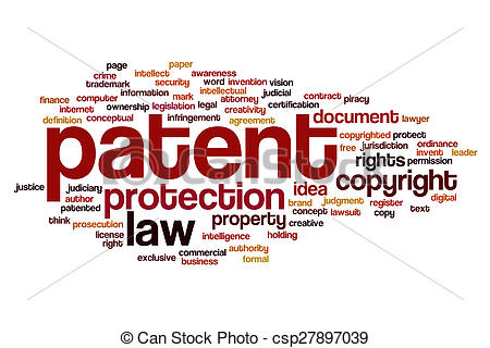 Right clipart patent Cloud Patent word Drawings word