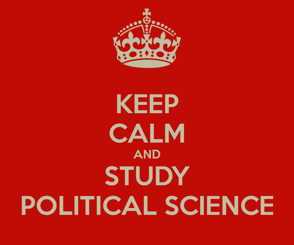 Political clipart political science Why Political A Should Take