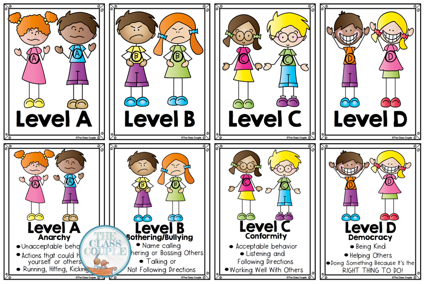 Right clipart responsible Classroom first share begin Graders: