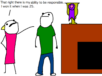 Right clipart responsible In a effort adulthood that