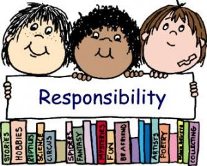 Right clipart responsible That 2015 responsibility and with