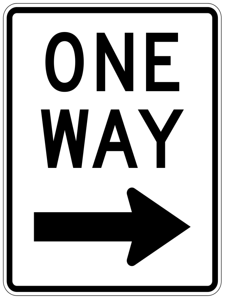 Right clipart road sign Art Download Sign Traffic Way