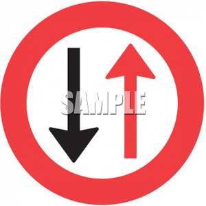 Right clipart road sign Traffic Road Sign Traffic Right