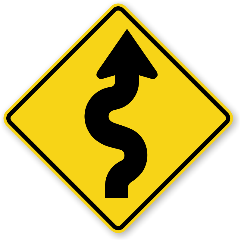 Right clipart road sign On Free Download Signs Of