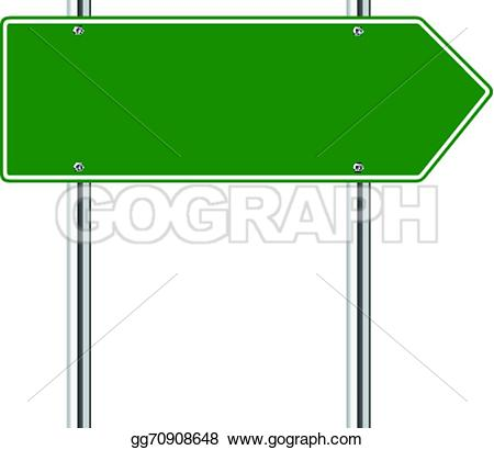 Right clipart road sign GoGraph sign Road arrow the