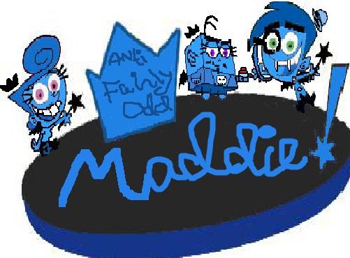 Rime clipart anti  logo 0 Anti Maddie