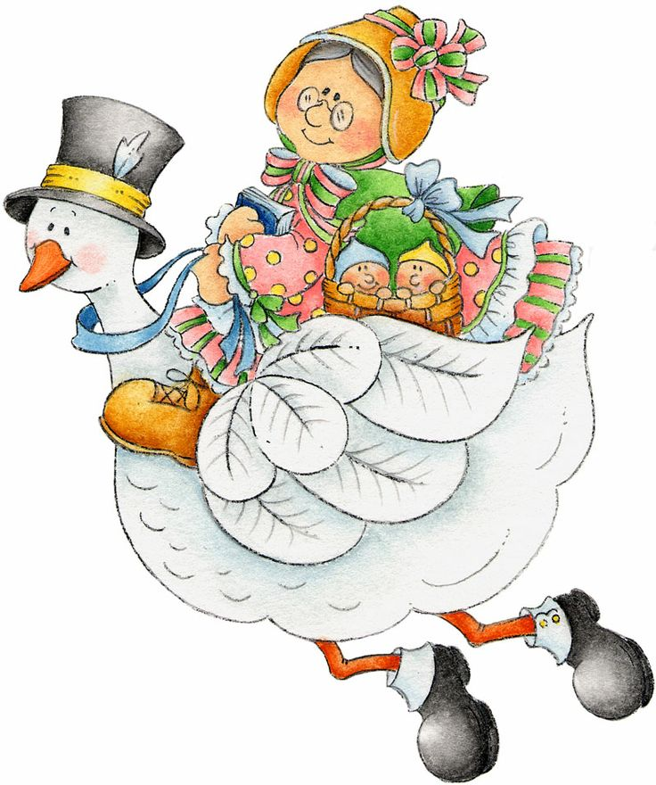 Rime clipart child stealing Nursery Goose Rhyme Mother and
