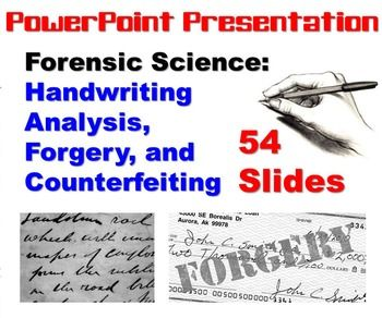 Rime clipart forensic science Handwriting PowerPoint & Forensic Homeschool