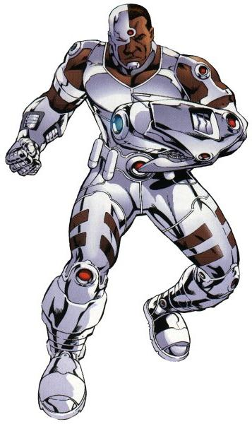 Cyborg clipart Wiki powered Image Injustice Cyborg