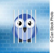 Rime clipart jailbird Behind and Jailbird prison royalty