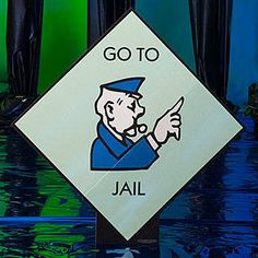 Rime clipart monopoly jail To Party Monopoly Monopoly Hasbro