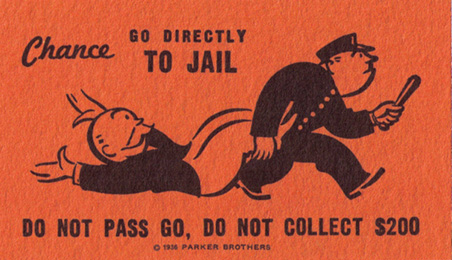 Rime clipart monopoly jail Logos Will editorial Besha Our