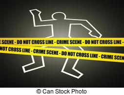 Rime clipart physical violence Scene Crime a A illustration