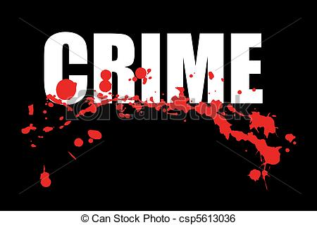 Rime clipart physical violence Clipart Vector Illustration crime of