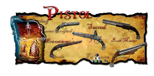 Rime clipart pistol By Pirates Wiki Title powered
