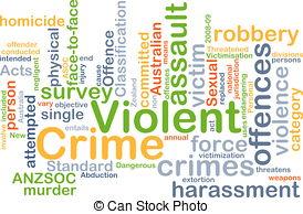 Rime clipart robbery Background concept crime  crime