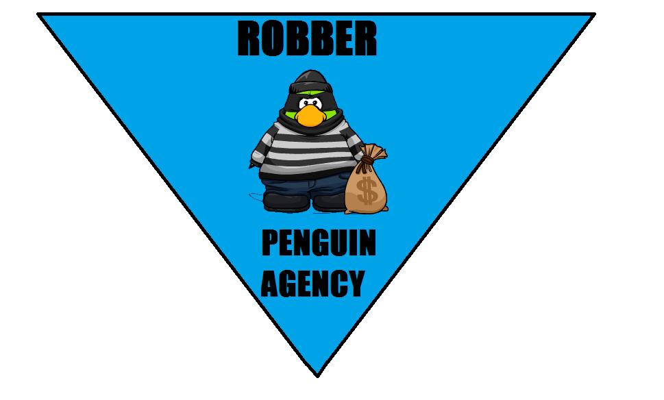 Rime clipart robbery Clip Free Clip Art Penguin