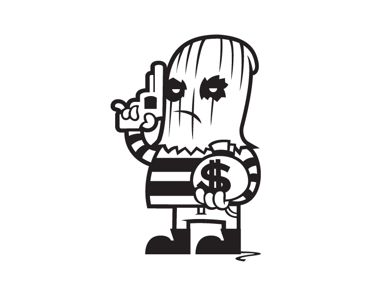 Rime clipart robbery Download Free Robber Clip Robber