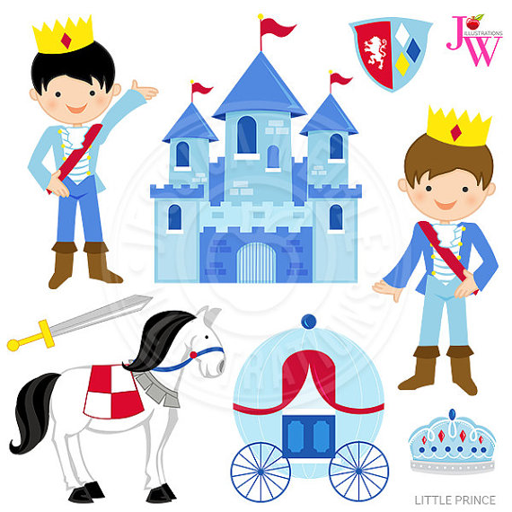Carriage clipart prince Clipart Little Prince Clip Prince