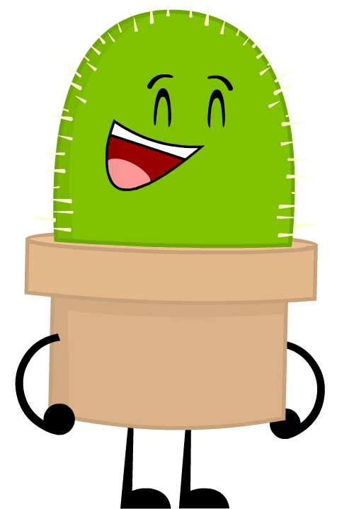 Rime clipart terror Reboot by Terror Object Cactus