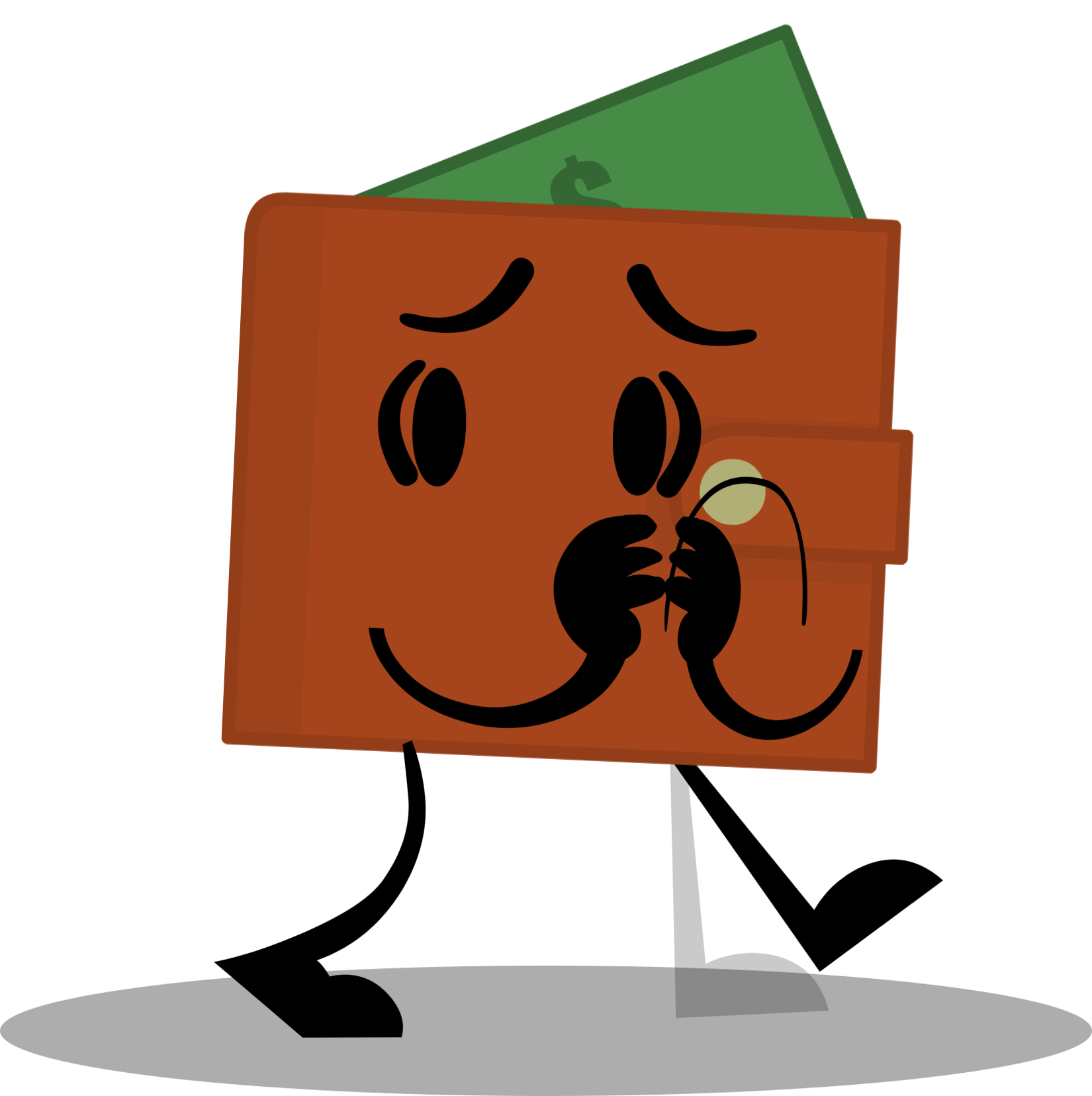 Rime clipart terror Pose New powered png Wallet