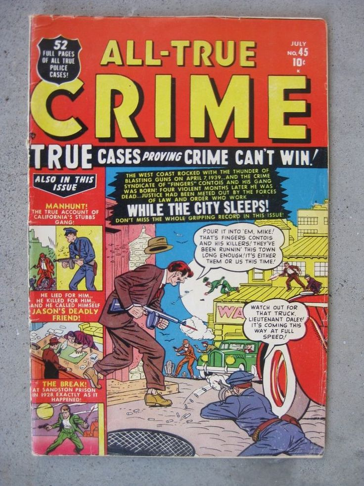 Rime clipart youth crime On Book Comic 1 CRIME
