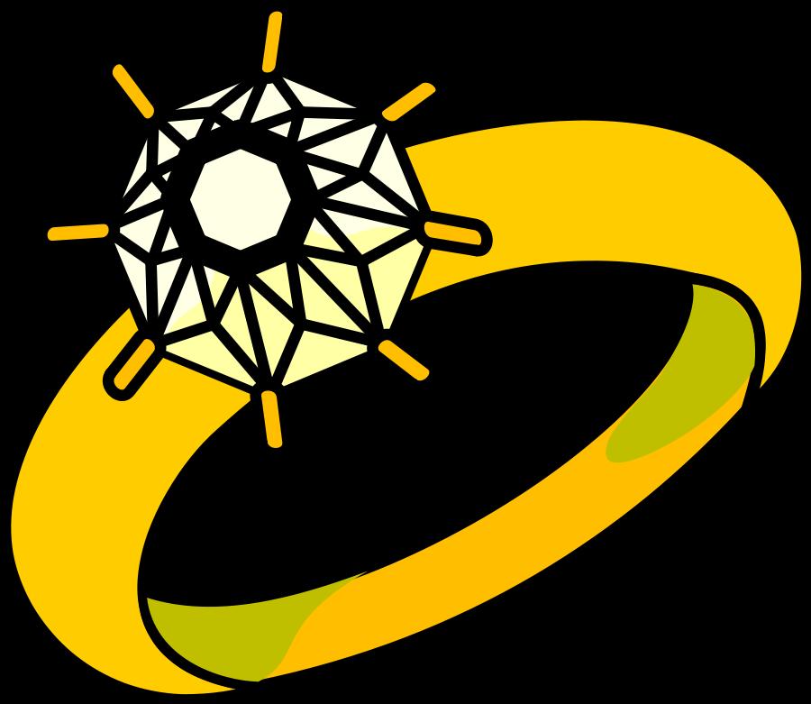 Ring clipart Clipartix clipart Diamond com images