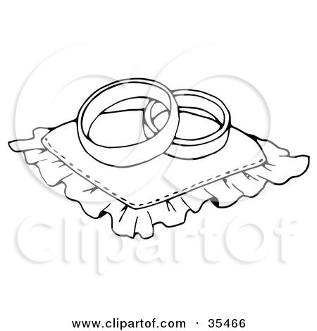 Single clipart wedding band #33 Fans clip ring art