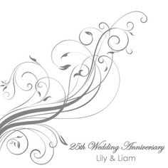 Ring clipart 25th wedding anniversary #6