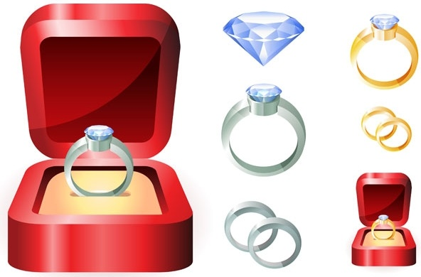 Ring clipart anniversary  ring art 520 Wedding