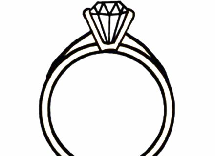Diamond clipart engagement ring 10835 Black Diamond collection and