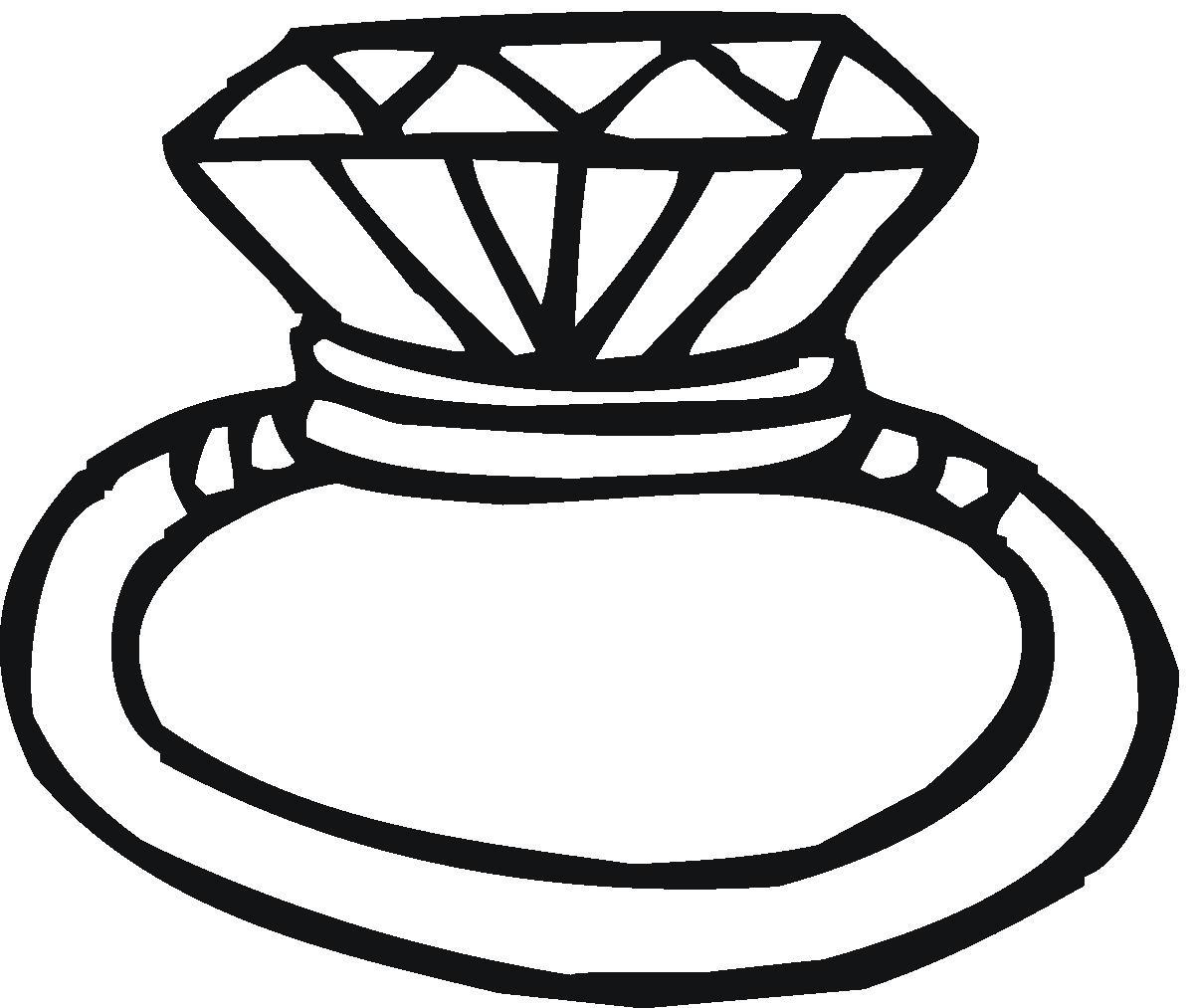 Decoration clipart wedding ring Ring wedding white ring Art