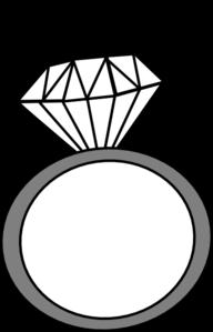 Diamond clipart diamond ring Clip Clipart Ring Diamond ring