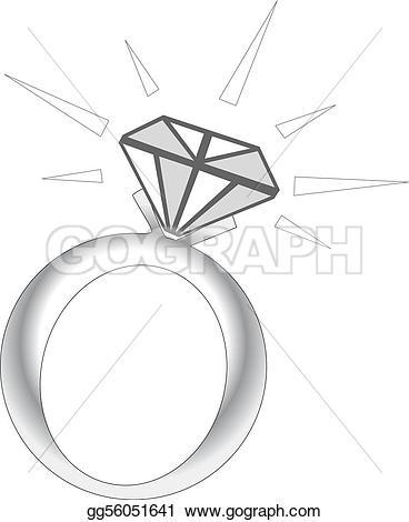 Ring clipart diamond sparkle Illustration Clipart Drawing diamond ring