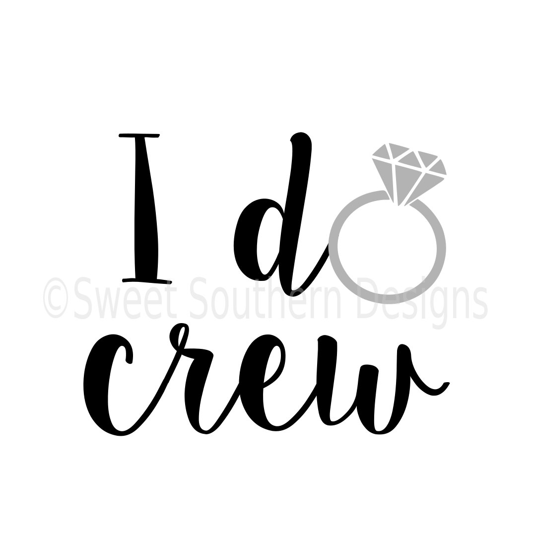 Ring clipart i do Or for download crew digital