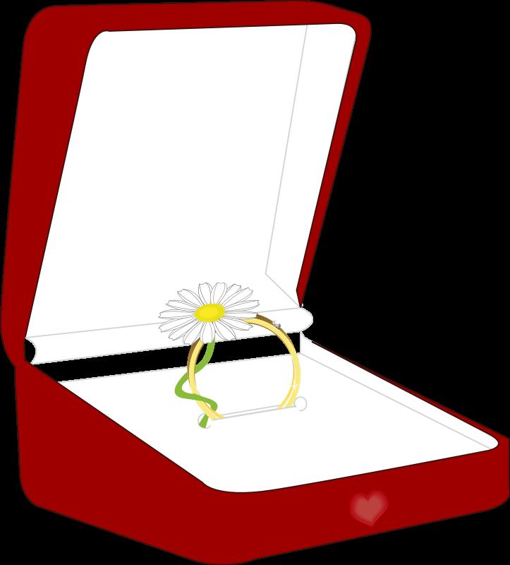 Diamond clipart ring box Free Wedding Png Free Wedding