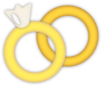 Single clipart wedding band Art rings rings wedding clip