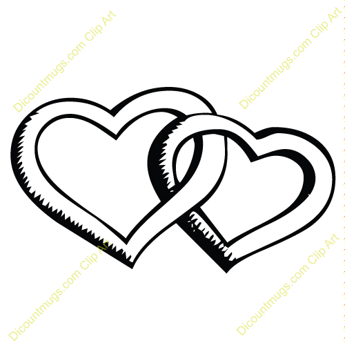 Hearts clipart two heart Two%20hearts%20clipart Free Hearts Clipart Images