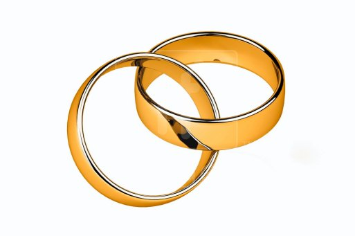 Ring clipart intertwined Clipart Double rings wedding Clipart
