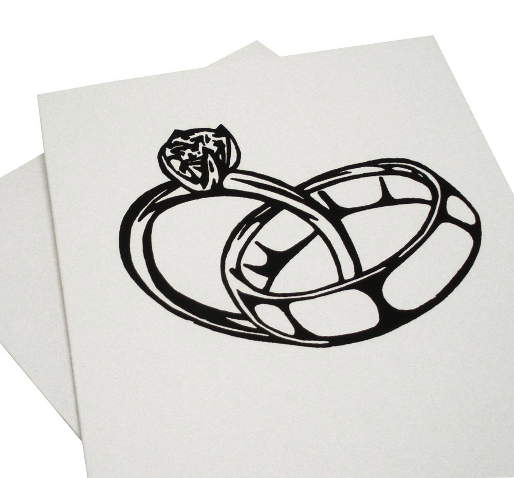 Ring clipart intertwined #2