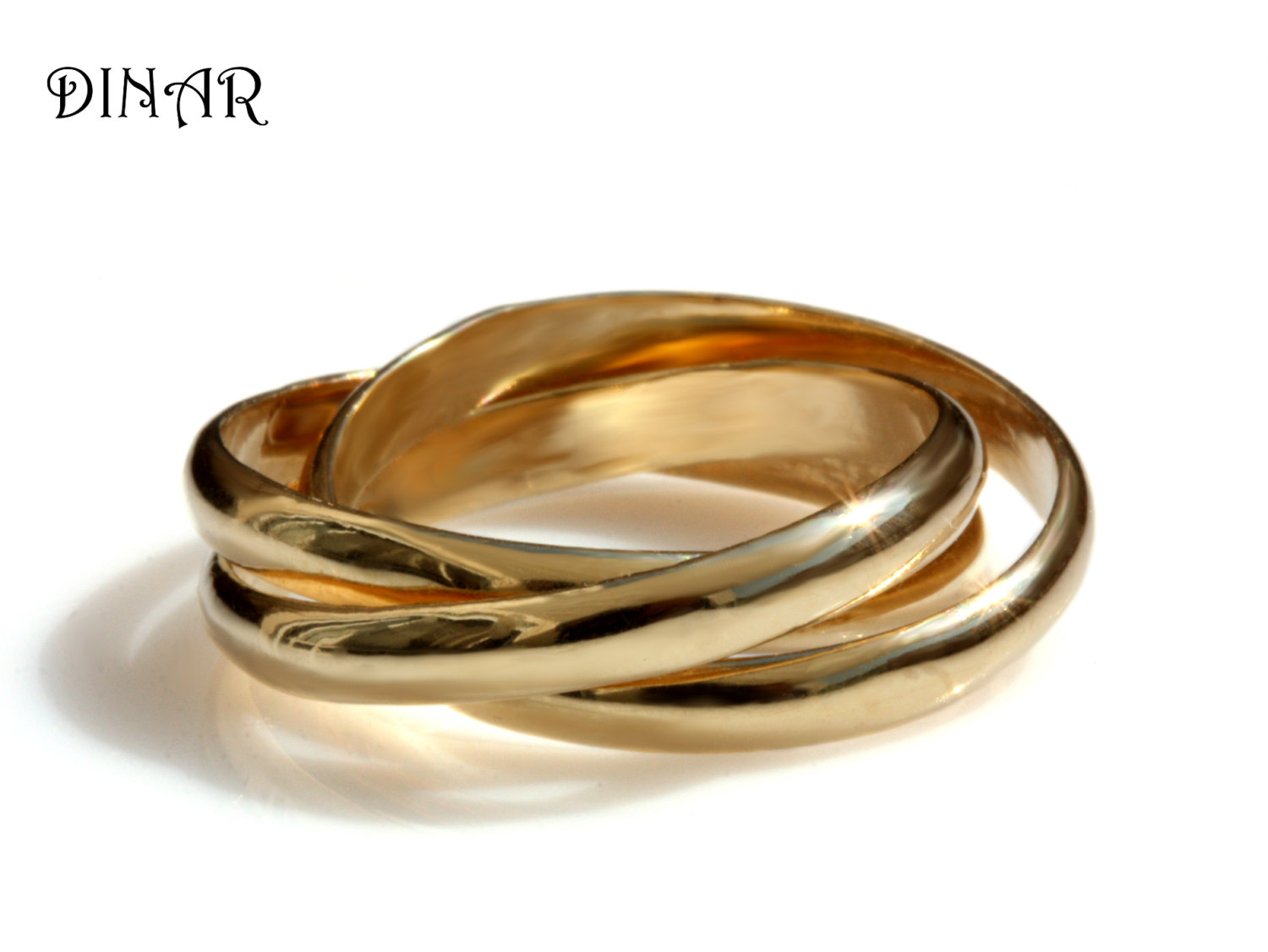 Ring clipart intertwined #9