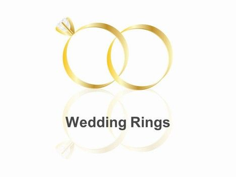 Ring clipart islamic wedding Rings about template used wedding