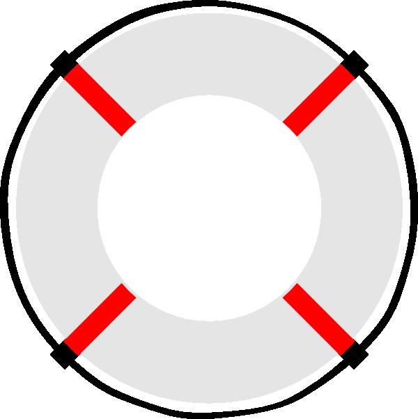 Ring clipart life preserver #12