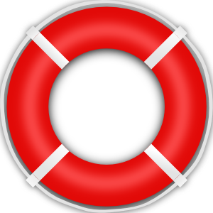 Ring clipart life preserver #13