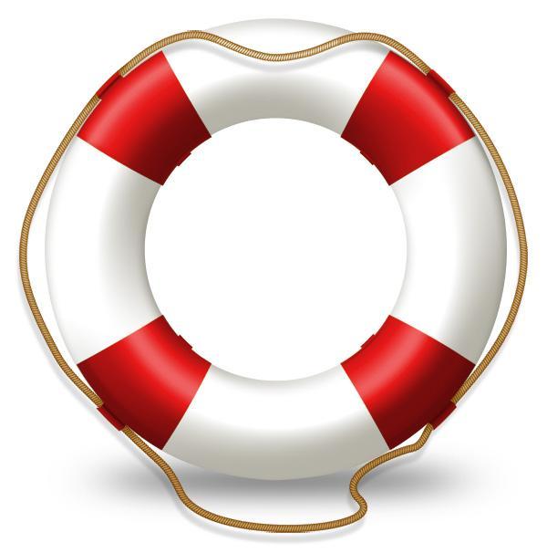 Ring clipart life preserver #2