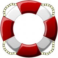 Ring clipart life preserver #9