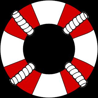 Ring clipart life preserver #8